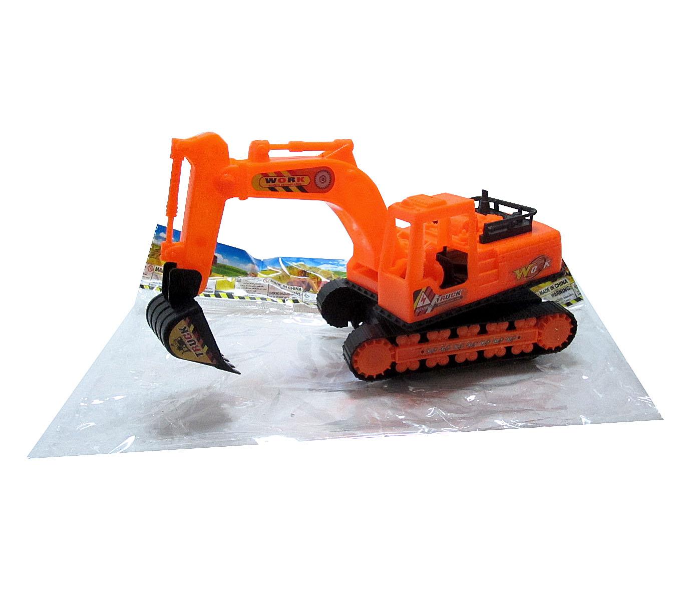 Экскаватор №399-9 гусеничный/ инерционный/пакет/30*18*9