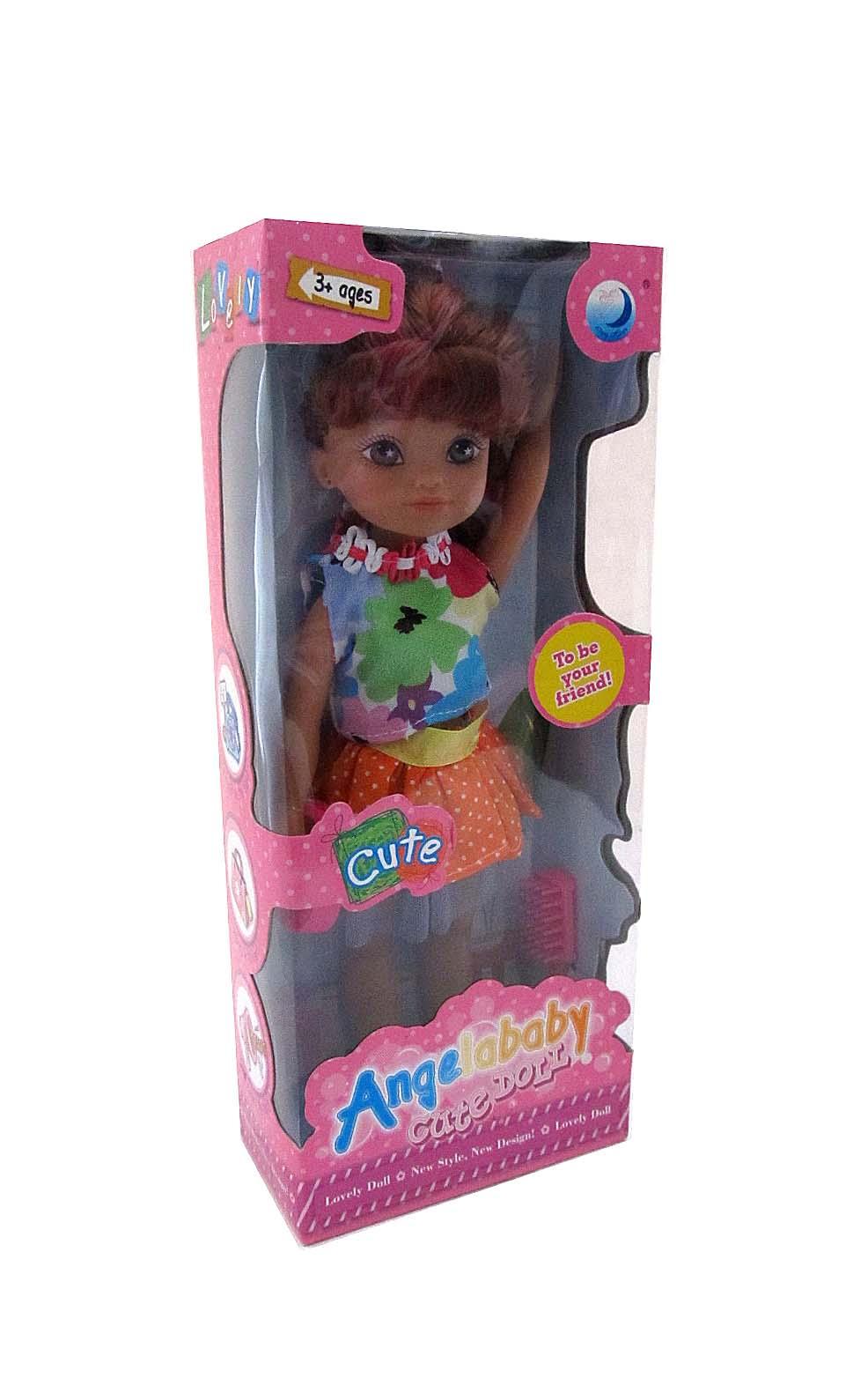 Кукла в ассорт. в/к 1042992