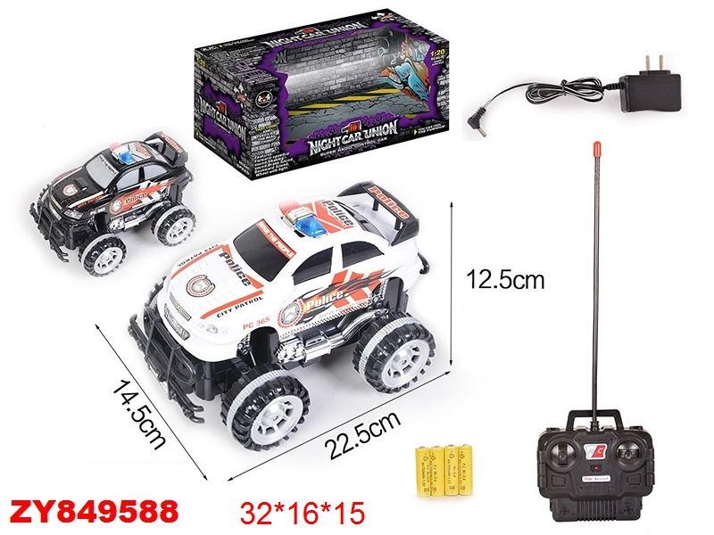 Машина на р/у с аккумулятором 383-7F