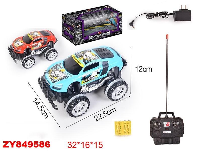 Машина на р/у с аккумулятором 383-5F