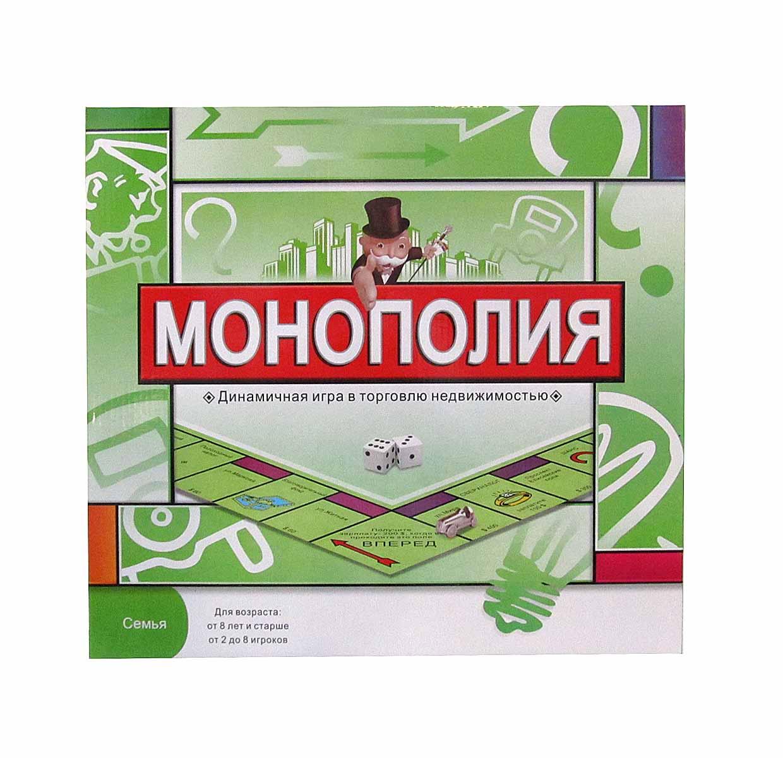 Настольная игра Монополия 5216R