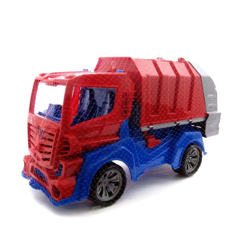Авто мусоровоз 032