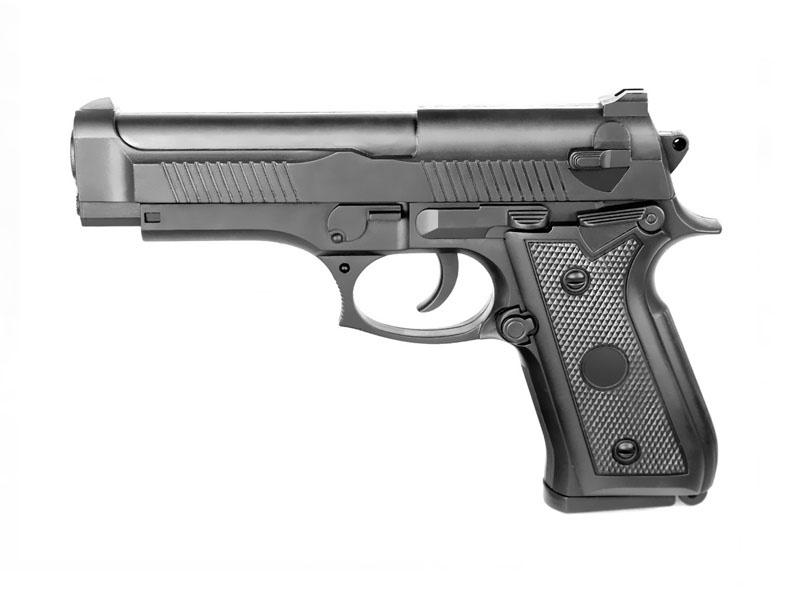 Пистолет 19см в кор. 038-BB
