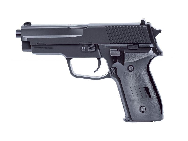 Пистолет 25см в кор.2124-BB
