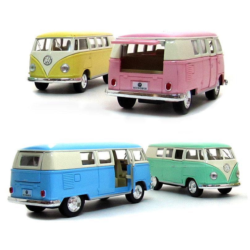 1:32 Фольцваген Classical Автобус пастельные цвета 5060DYKT