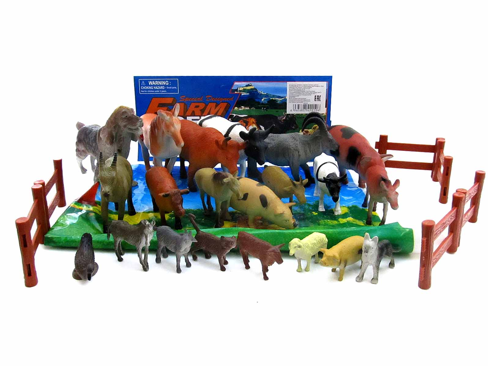 Животные H638