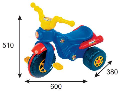 Велосипед Маскот 368