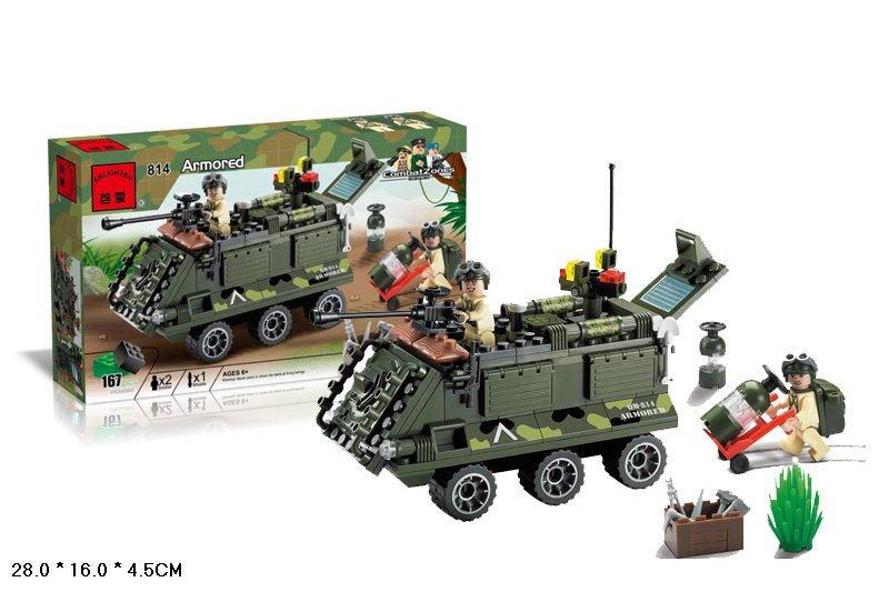 Конструктор BRICK 814