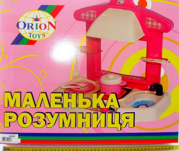 Кухня МАЛЕНЬКАЯ РАЗУМНИЦА 327