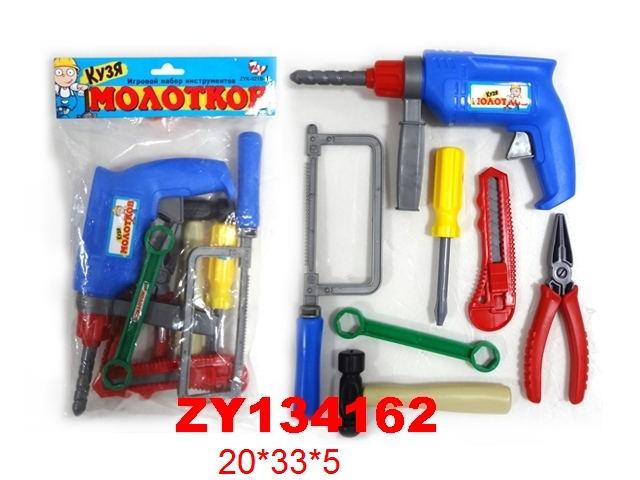 Набор инструментов ZYK 021 B-1