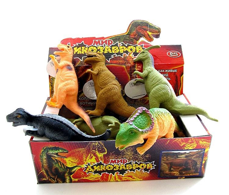 Животные 7210 динозавр