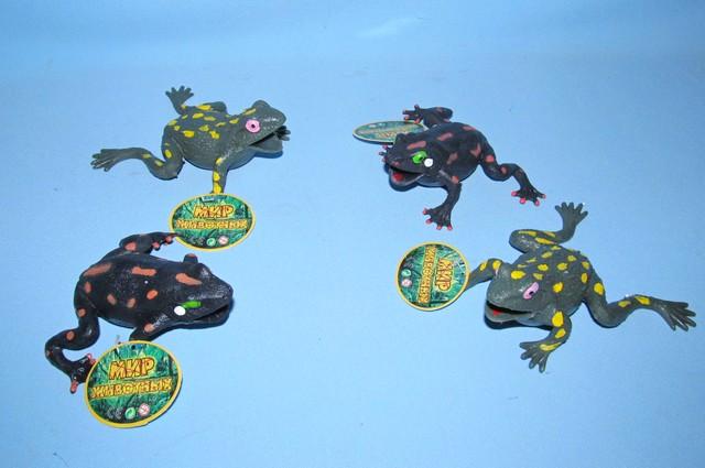 Животные 7217 лягушка