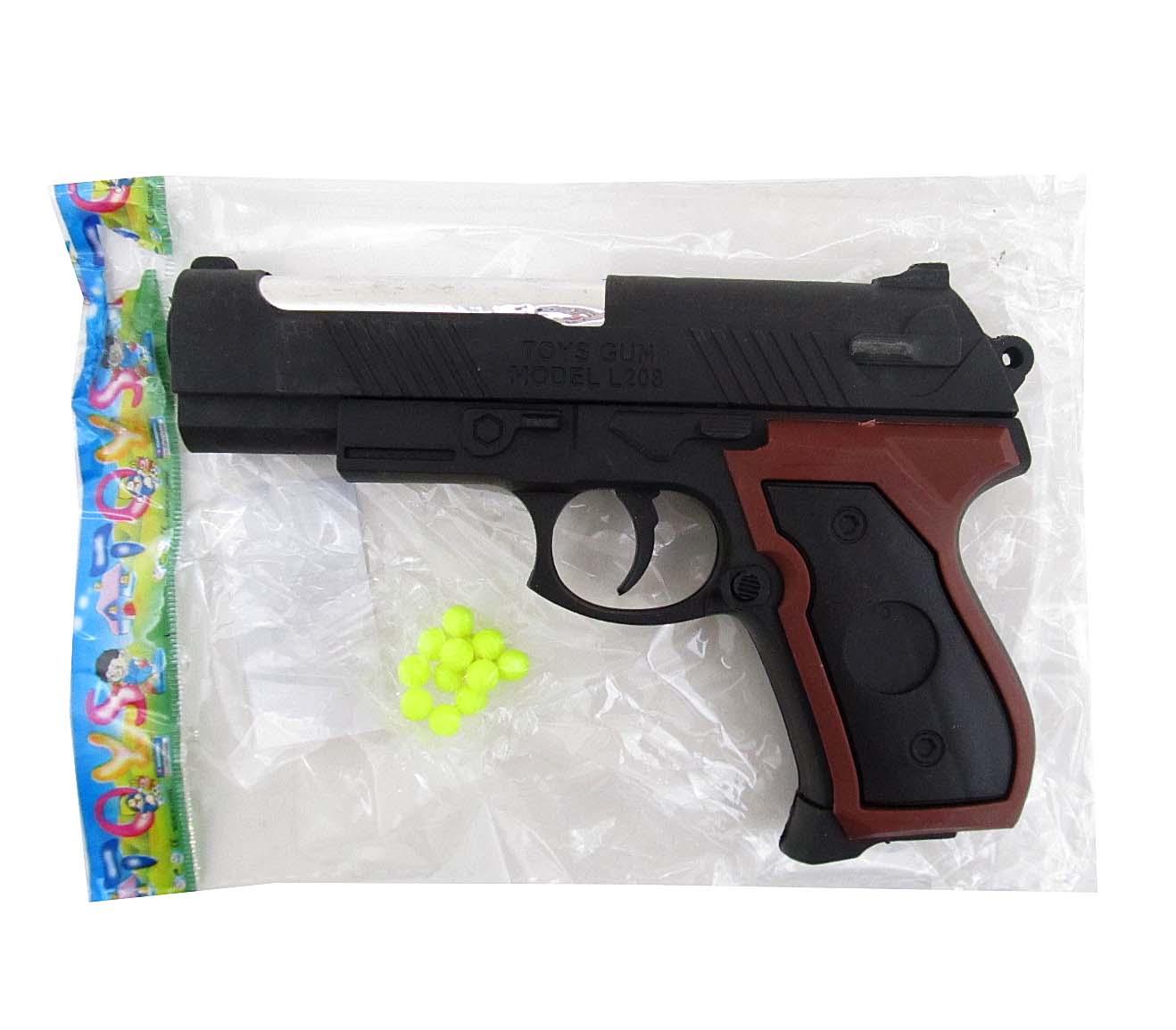 Пистолет 208