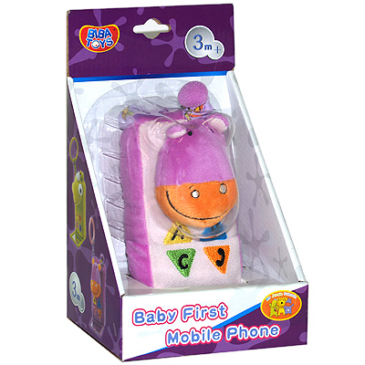 Активная игрушка-подвеска Мобильный телефон 620 JF