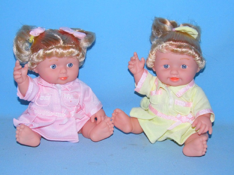 Кукла-пупс 22см 332-9P