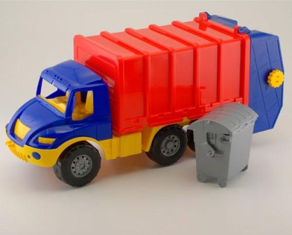 Машина Атлантис мусоровоз