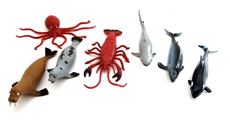 Морские животные A010P