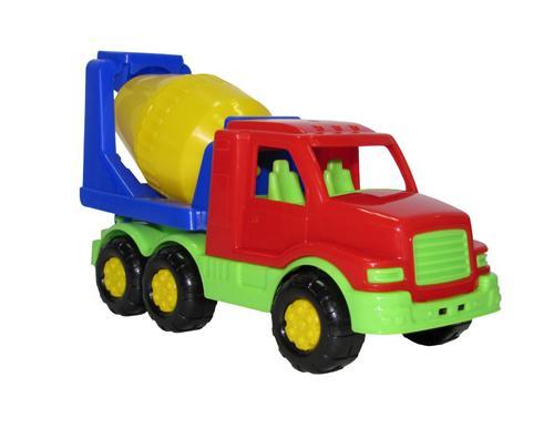 Максик, автомобиль-бетоновоз 35158
