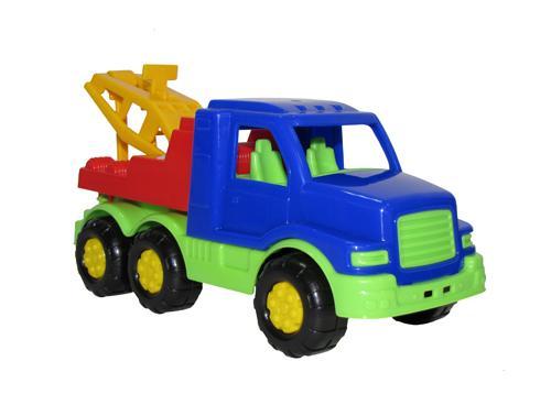 Максик, автомобиль-эвакуатор 35165