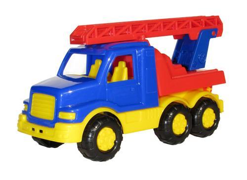 Максик, автомобиль-пожарная спецмашина 35172
