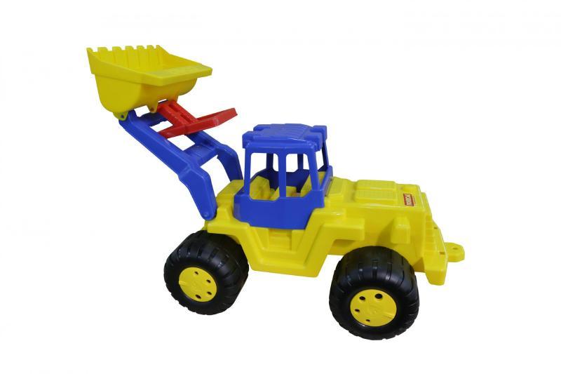 Великан, трактор-погрузчик 38081