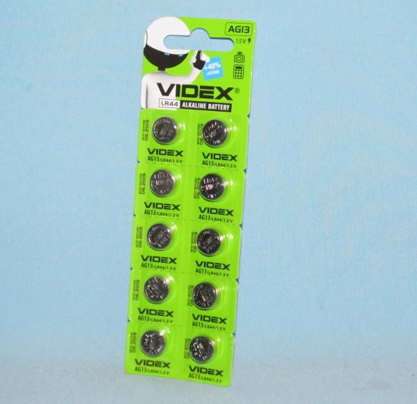 Батарейка VIDEX G13