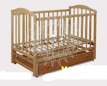 Кроватка детская Чайка маятник тонир ящик