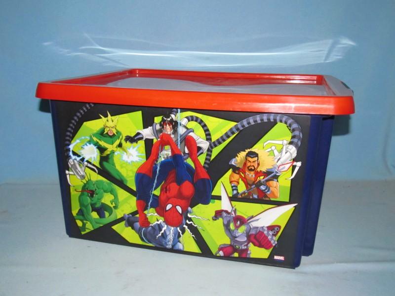 Ящик Marvel Человек-Паук 30 л 470*365*245