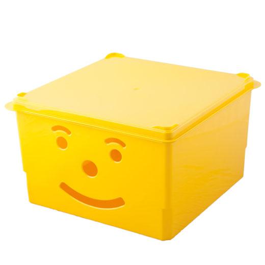 Ящик детский Улыбка 335*335*200  V=15 л