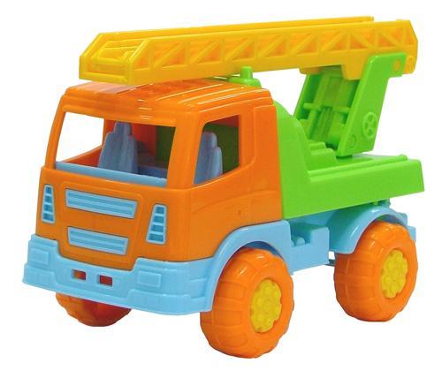 Тёма, автомобиль-пожарная спецмашина 3284