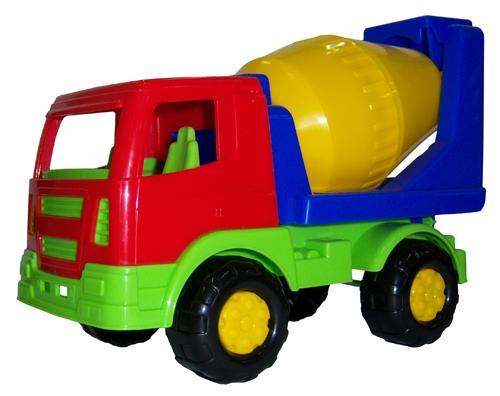Салют, автомобиль-бетоновоз 8953