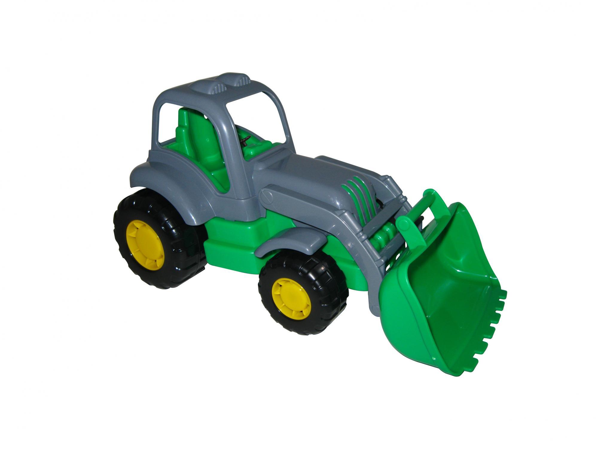 Крепыш, трактор-погрузчик 44549