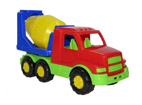 Гоша, автомобиль-бетоновоз 35202