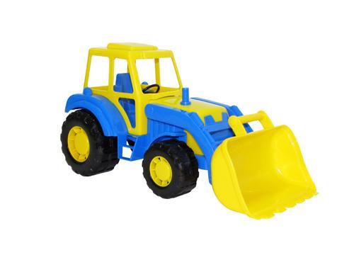 Алтай, трактор-погрузчик 35387