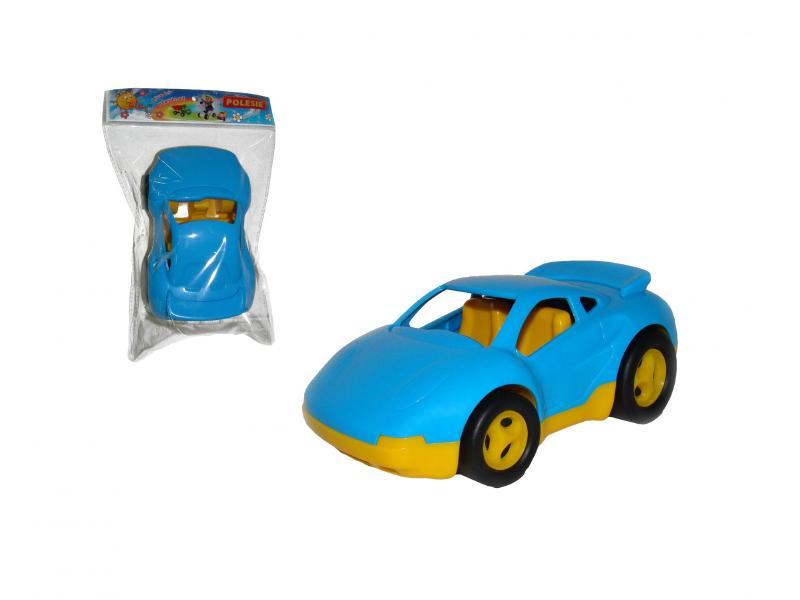 Вираж, автомобиль гоночный (в пакете) 35417