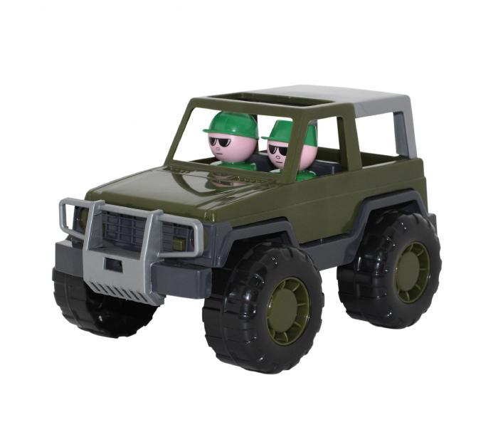 Вояж, автомобиль джип военный 47021