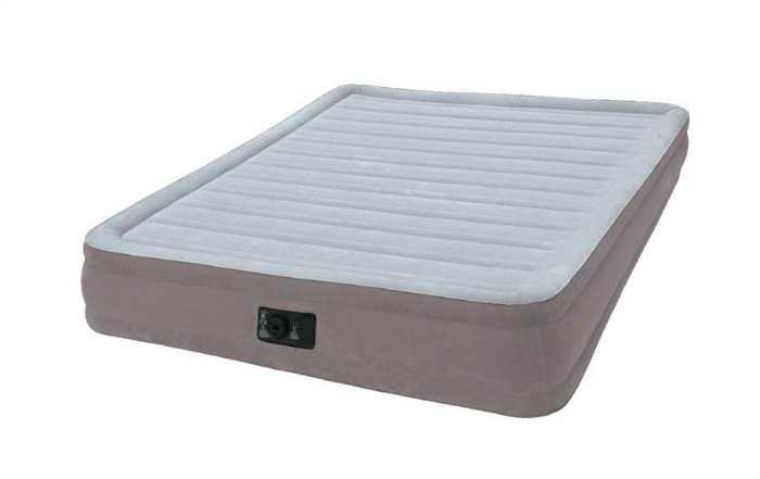 Надувная кровать 67770 со встроен.насосом 203*152*33см /2/