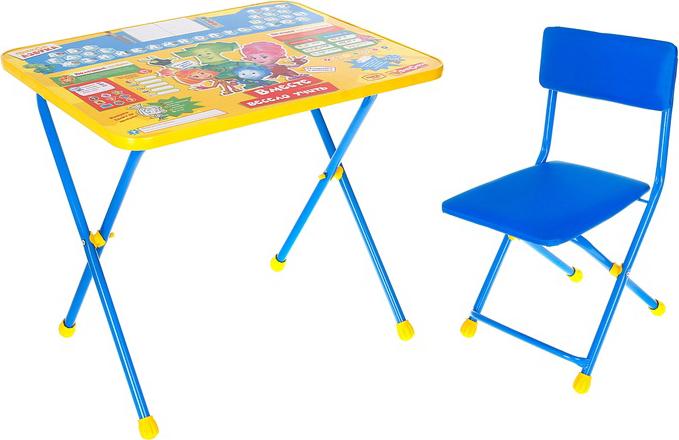Комплект Фикси Азбука синие Ф1А