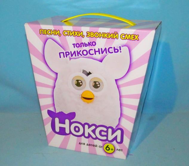 """Птичка PLAY SMART 7491 """"Нокси"""