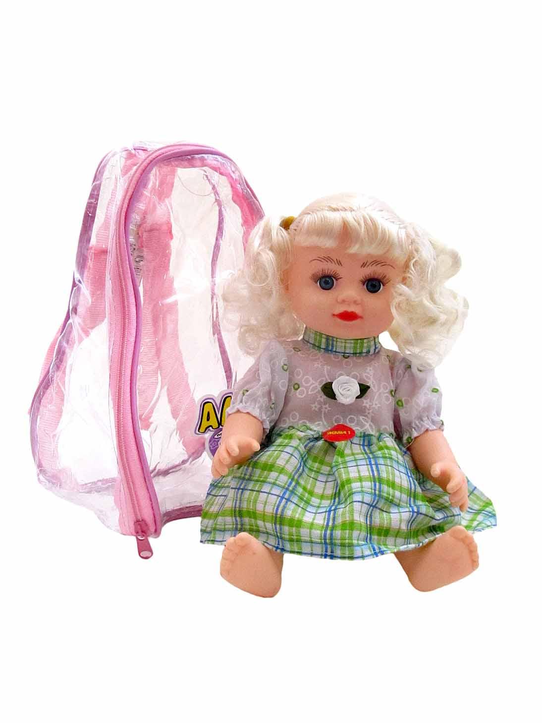 Кукла АЛИНА 5246 в рюкзаке(4136)