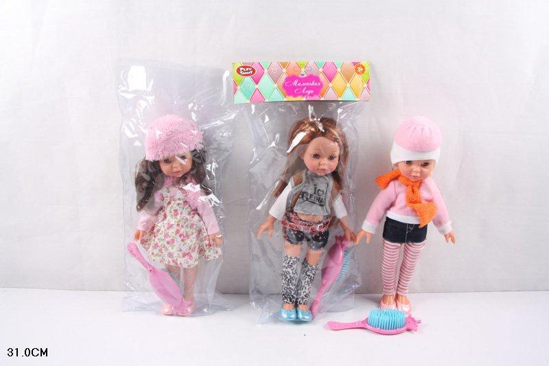 Кукла 5425-А в пакете(3379)