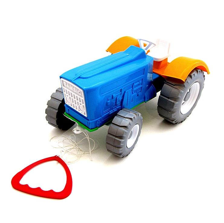 Трактор Шустрик-колхозник №3 Bamsik