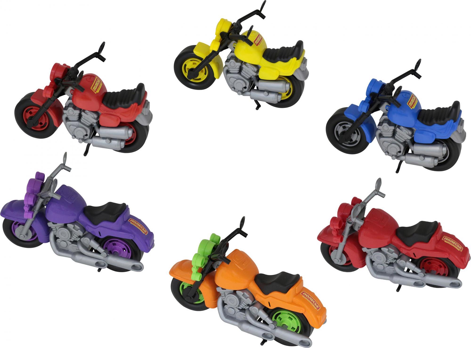 Мотоцикл гоночный 9813
