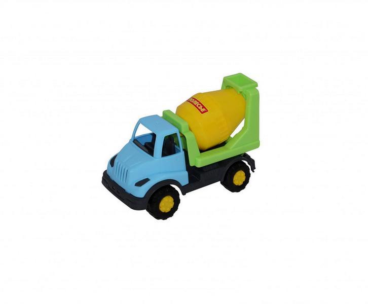Кнопик автомобиль-бетоновоз 51998