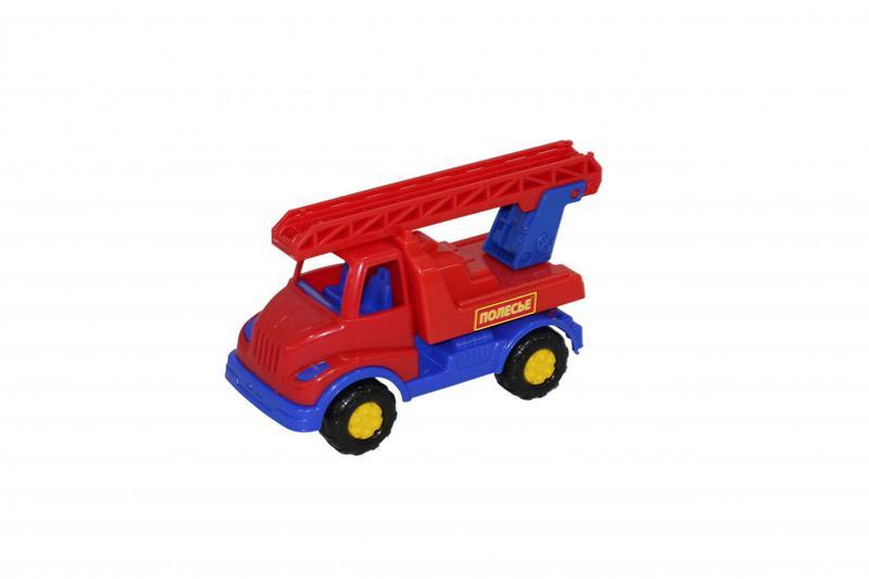 Кнопик автомобиль-пожарная спецмашина 52018