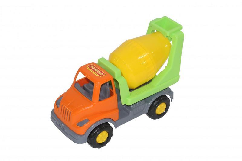 Леон, автомобиль-бетоновоз 52865