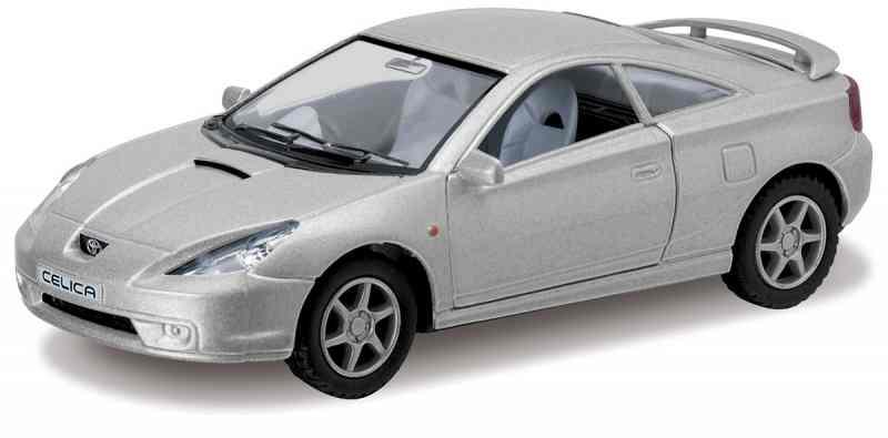Модель металл  Тойота Celica 5038D
