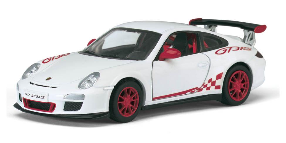 Модель металл 2010 Порше 911 GT3 RS 5352D