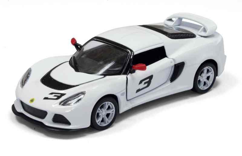 Модель металл  2012 Lotus Exige S 5361D