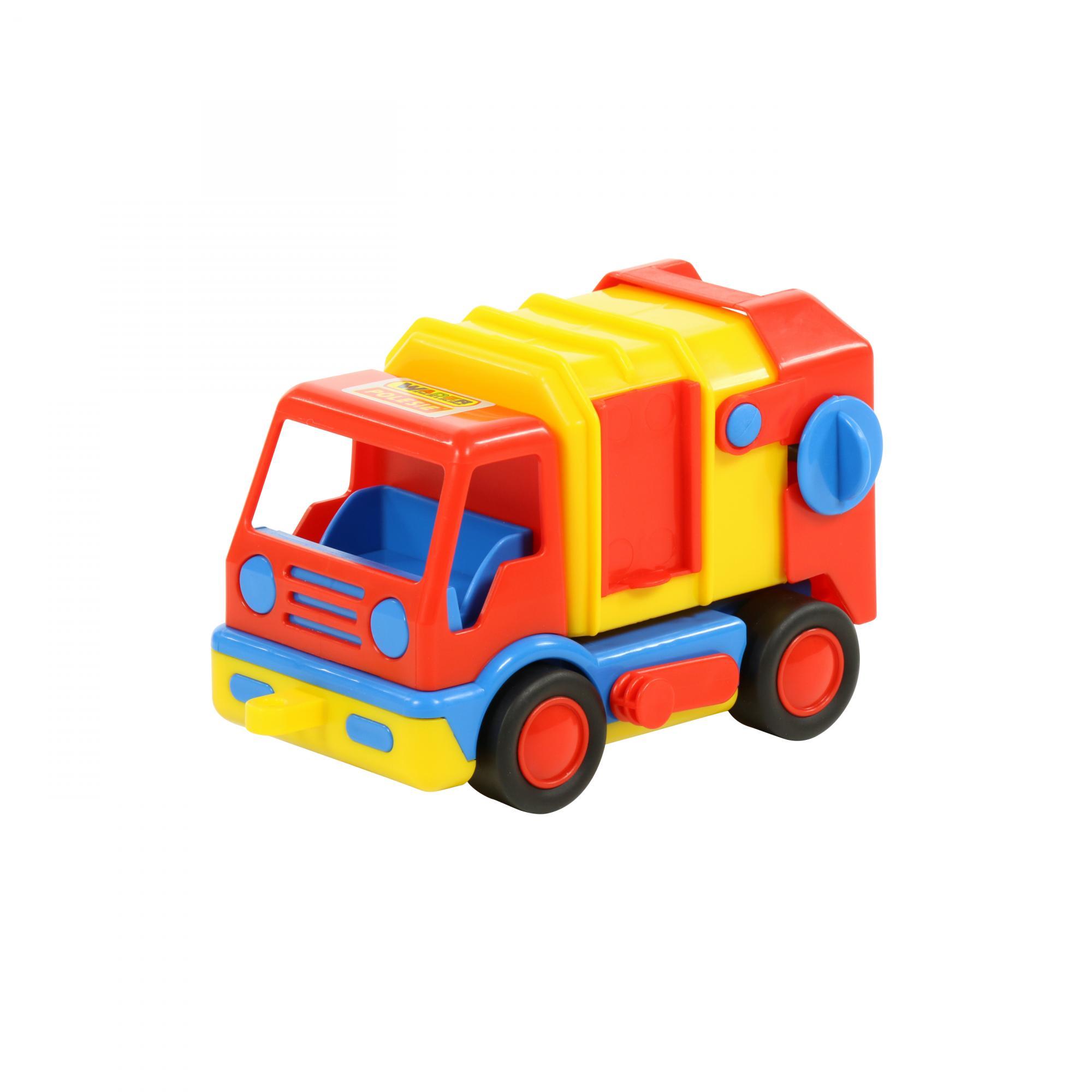 Базик, автомобиль коммунальный (в сеточке) 9609